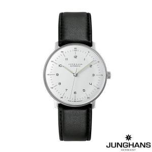 ユンハンス 腕時計 メンズ ウォッチ Junghans Max Bill by Junghans Automatic WH/DL ARINDEX|beyondcool