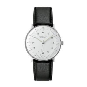 ユンハンス 腕時計 メンズ ウォッチ Junghans Max Bill by Junghans Automatic WH/DL ARINDEX|beyondcool|02