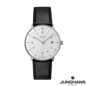 ユンハンス 腕時計 メンズ ウォッチ Junghans Max Bill by Junghans Automatic WH/DL|beyondcool