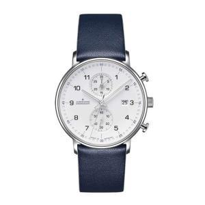 ユンハンス 腕時計 メンズ ウォッチ Junghans FORM C Chronoscope WH/DL|beyondcool|02