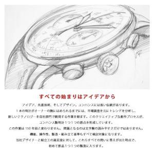 ユンハンス 腕時計 メンズ ウォッチ Junghans FORM C Chronoscope WH/DL|beyondcool|04
