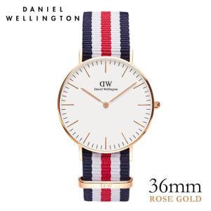 ダニエルウェリントン カンタベリー ローズ 36mm 腕時計 Classic Canterbury|beyondcool