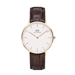 ダニエルウェリントン ヨーク ローズ 36mm 腕時計 Classic York ★ポイント10倍|beyondcool|02