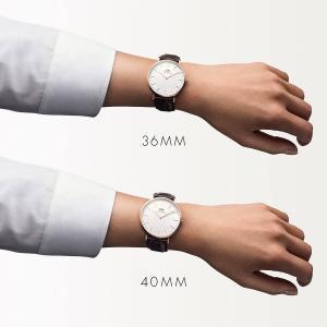 ダニエルウェリントン ヨーク ローズ 36mm 腕時計 Classic York ★ポイント10倍|beyondcool|06