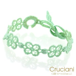 Cruciani クルチアーニ クルチアーニ C  アンクレット/ブレスレット HAPPY アクアグリーン|beyondcool