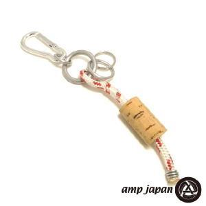 amp japan アンプジャパン キーホルダー seamaster レッド|beyondcool