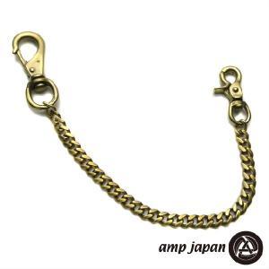 amp japan アンプジャパン ウォレットチェーン ダイヤモンド|beyondcool