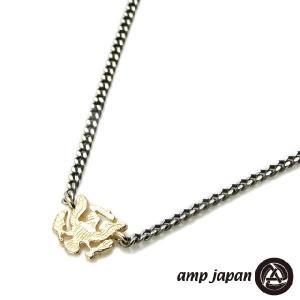 amp japan アンプジャパン イーグル ネックレス ゴールド|beyondcool