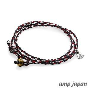 amp japan アンプジャパン ヨットロープ ブレスレット|beyondcool