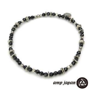amp japan アンプジャパン オニキスアンクレット|beyondcool