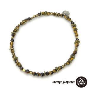 amp japan アンプジャパン タイガーアイアンクレット beyondcool