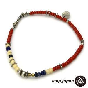 amp japan アンプジャパン マットコーラルアンクレット beyondcool