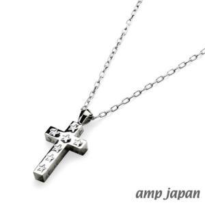amp japan アンプジャパン スタークロスネックレス - ラージ|beyondcool