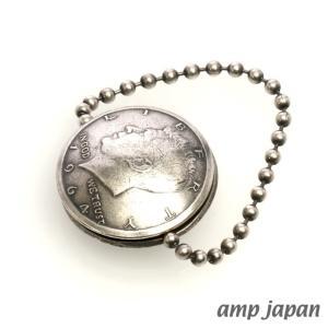amp japan アンプジャパン Kennedy Coin ケネディ コイン キーチェーン  キーホルダー beyondcool