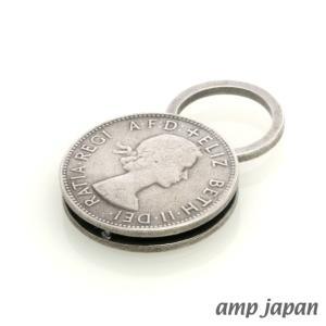 amp japan アンプジャパン Elizabeth Coin エリザベス コイン キーチェーン キーホルダー beyondcool