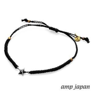 amp japan アンプジャパン プチエトワールナローワックスコードブレスレット|beyondcool