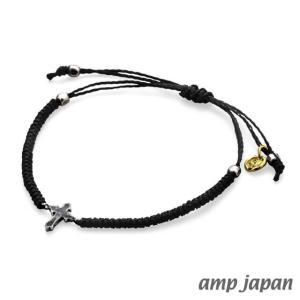 amp japan アンプジャパン プチクロワナローワックスコードブレスレット|beyondcool