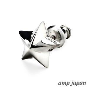 amp japan アンプジャパン スタースタッズピアス|beyondcool