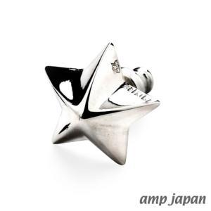 amp japan アンプジャパン ビッグスタースタッズピアス|beyondcool