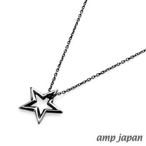 amp japan アンプジャパン オープンスターネックレス|beyondcool