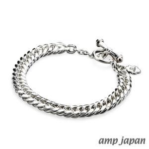 amp japan アンプジャパン スネークブレスレット|beyondcool