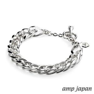 amp japan アンプジャパン ダブルブレスレット|beyondcool