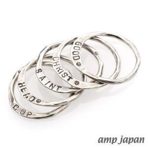 amp japan アンプジャパン Five Rings ファイブ リングス|beyondcool