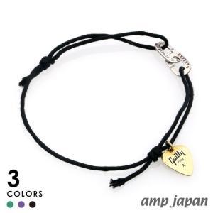 amp japan アンプジャパン Guilty ギター ピック チャーム アンクレット beyondcool