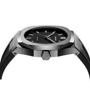 D1ミラノ 時計 メンズ D1 MILANO P701 Automatic Watch IP Gun Case with Black Strap beyondcool 04