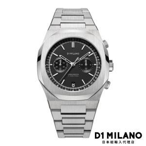 D1ミラノ 日本総輸入代理店 新作 腕時計 メンズ クロノグラフ - ブレイブ [BRAVE]|beyondcool