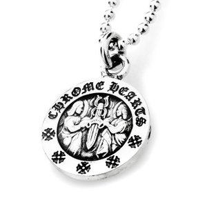 Chrome Hearts クロムハーツ エンジェル メダル チャーム