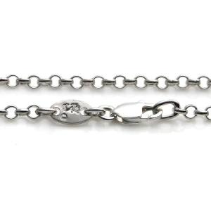 Chrome Hearts クロムハーツ ネック チェーン ロール 40cm (16inch)|beyondcool|03
