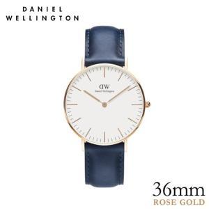 ダニエルウェリントン 腕時計 クラシックサマセット/ローズ 36mm|beyondcool
