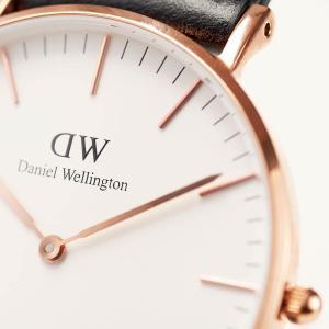 ダニエルウェリントン Daniel Wellington  クラシックベイズウォーター ローズゴールド/ホワイト 36mm beyondcool 06