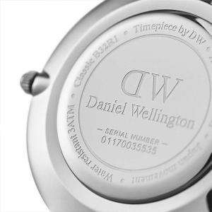 ダニエルウェリントン クラシック ペティット ボンダイ ブラック / シルバー 32mm Daniel Wellington|beyondcool|05