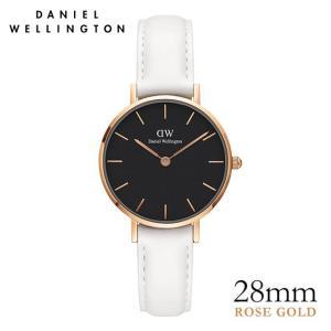 ダニエルウェリントン クラシックペティット ボンダイ ブラック/ローズゴールド 28mm Daniel Wellington|beyondcool