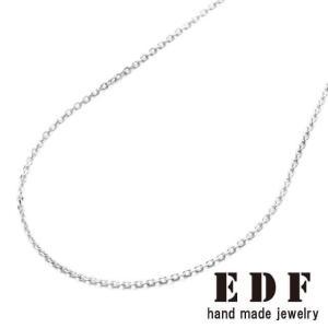 EDF イーディーエフ シルバーチェーン 0.6mm|beyondcool