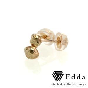 Edda エッダ ゴールドピアス EE-001-G|beyondcool