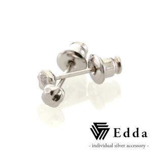 Edda エッダ シルバーピアス EE-001-S|beyondcool
