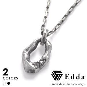 Edda エッダ シルバーペンダント EP-018-B-50 EP-018-W-50|beyondcool