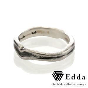 Edda エッダ シルバーリング メンズ ER-003-M|beyondcool