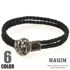 HARIM ハリム ボタン ブレスレット|beyondcool