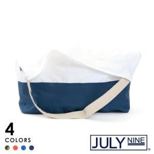 July Nine ジュライナイン ツートーン - ラージ|beyondcool