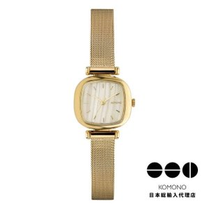 KOMONO コモノ マネーペニーロイヤル ゴールドホワイト [MONEYPENNY ROYALE - GOLD WHITE]|beyondcool