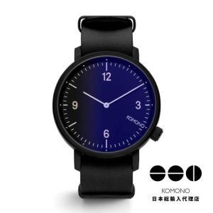 KOMONO コモノ 腕時計 マグナス2 ミッドナイト [MAGNUS II MIDNIGHT]|beyondcool