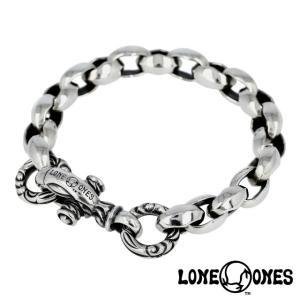 LONE ONES ロンワンズ シルクリンクブレスレットM|beyondcool