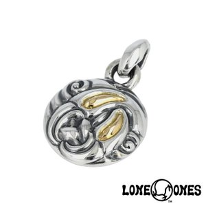 LONE ONES ロンワンズ ネストペンダント L w/K18ローズゴールドアイズ|beyondcool