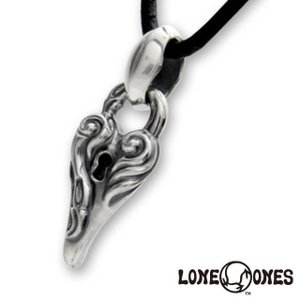 LONE ONES ロンワンズ スワンダイブペンダント L スモールシルクリンク|beyondcool