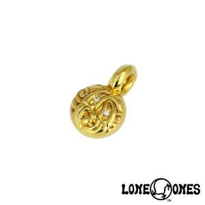 LONE ONES ロンワンズ K22 ネストペンダント XS w/ダイヤモンド|beyondcool