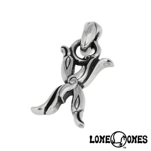 LONE ONES ロンワンズ MFレターペンダント X|beyondcool